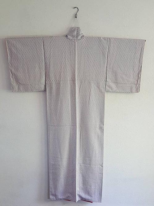 White Japanese Kimonos