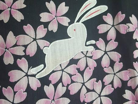 Kimono Theme: Usagi / Bunnies
