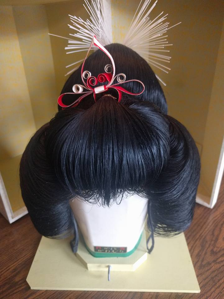 Japanese Bridal Katsura Wig For Sale