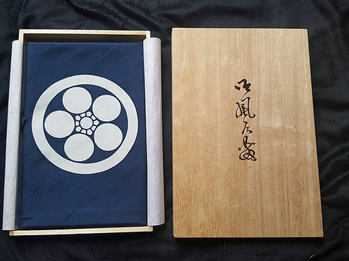 Blue Furoshiki