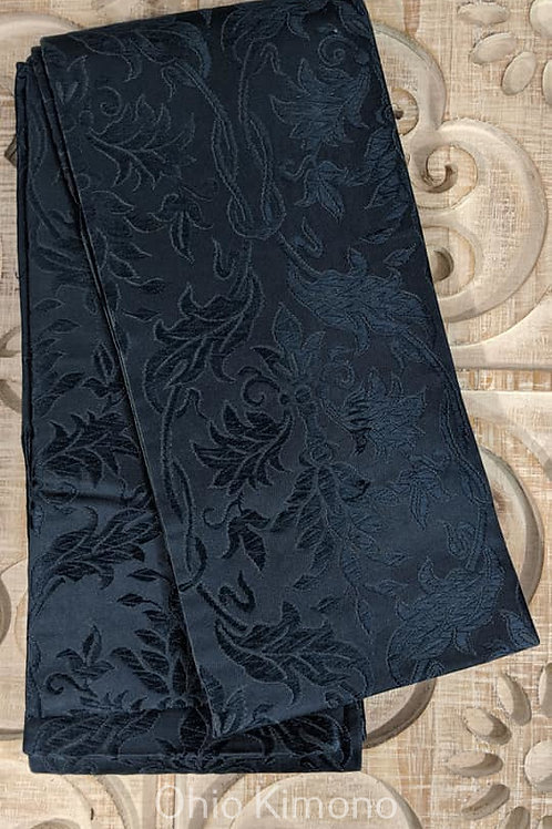 silk hanhaba obi