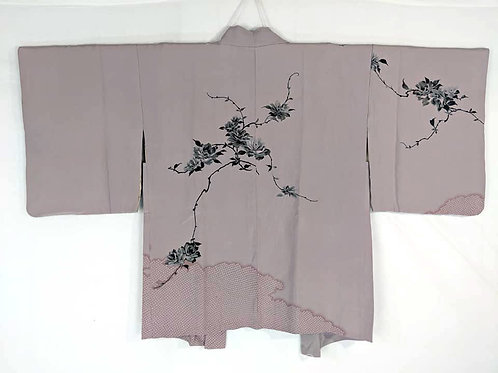 lavender haori