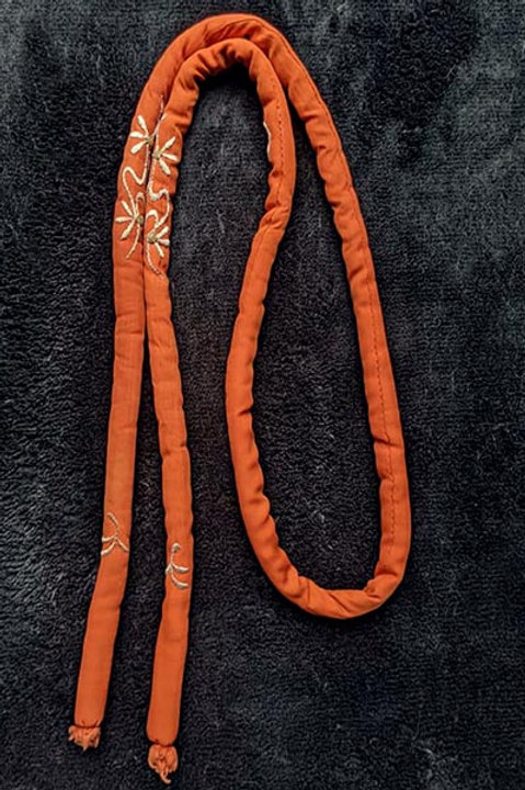 orange obijime cord