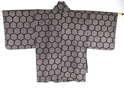 kimono coat purple