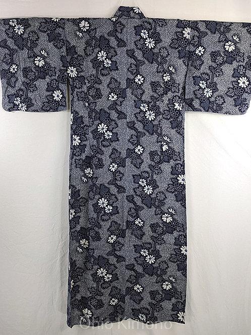 vintage yukata kimono
