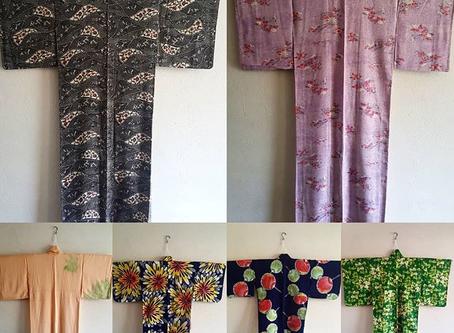 Ohio Kimono - New Stock Arrived!