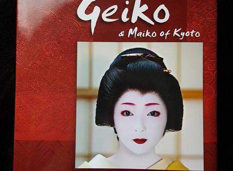 Book Review: Geiko & Maiko Of Kyoto