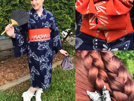 Yukata Style Of Traeonna