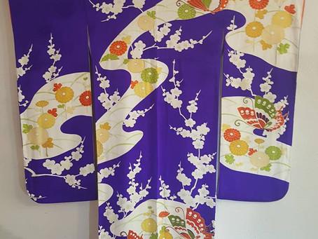 Over 600+ new Japanese kimono!