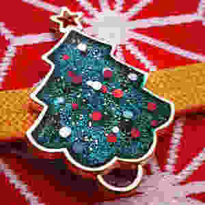 Christmas Obidome Kimono Kitsuke