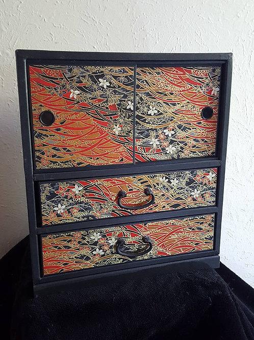 Japanese Vintage Chest