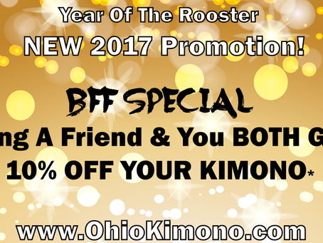 10% Off For You & A Friend!