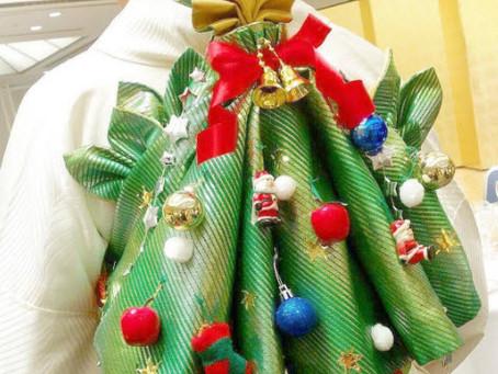 Christmas Tree Obi