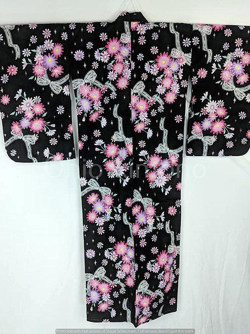 black yukata