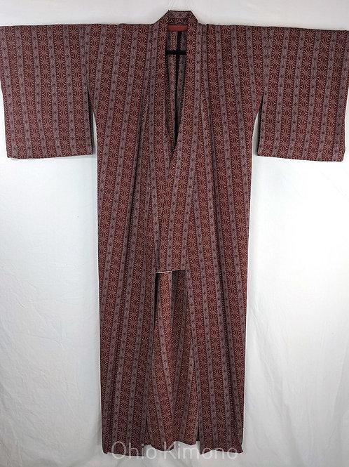 large japanese kimono