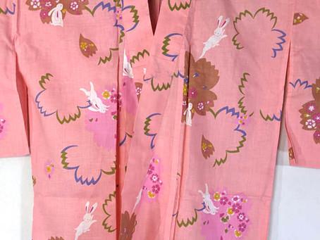 Kimono Restock: Yukata & Hanhaba Obi