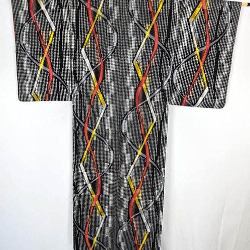 meisen japanese kimono