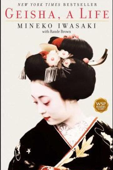 Geisha A Life - Book