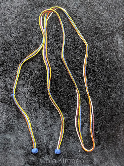 Multicolor Obijime