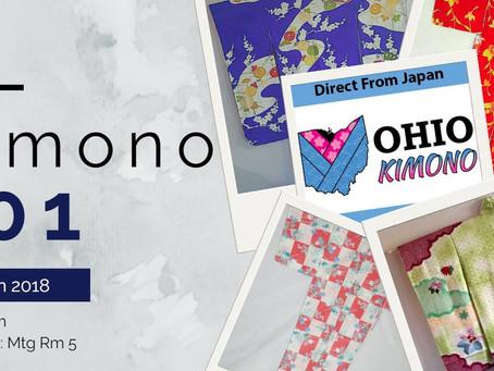 Gencon - Kimono Panel