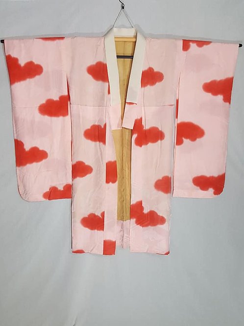 silk furisode juban