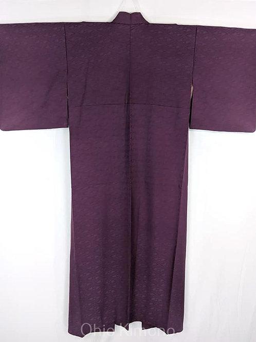 silk iromuji kimono