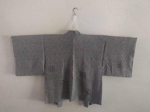Grey Haori