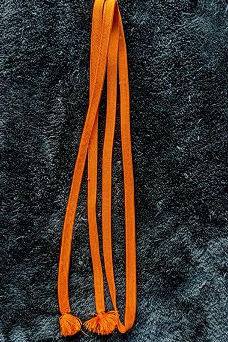 orange obijime