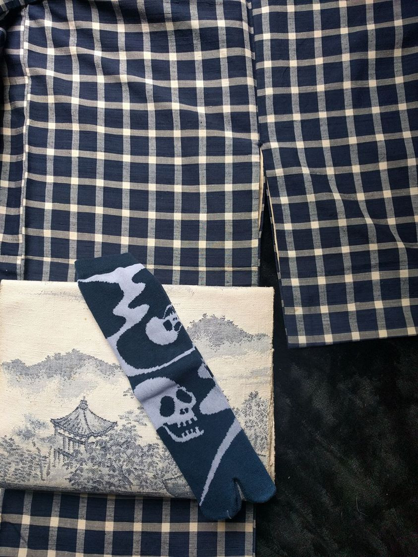 Antique Japanese Kimono For Sale