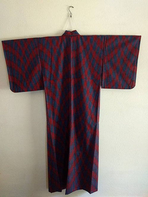 Authentic Japanese Kimono And Haori