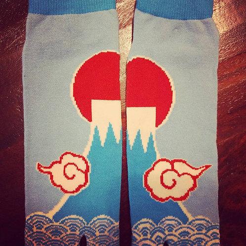 Stretch Mt. Fuji Tabi Socks