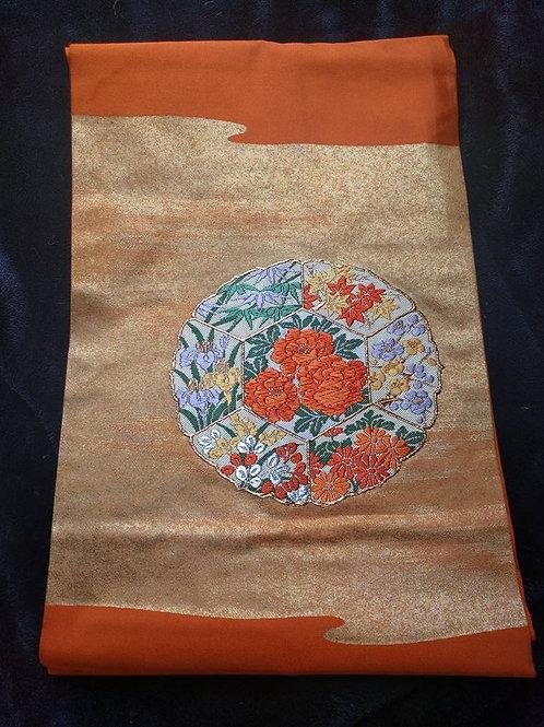 Orange Nagoya Obi
