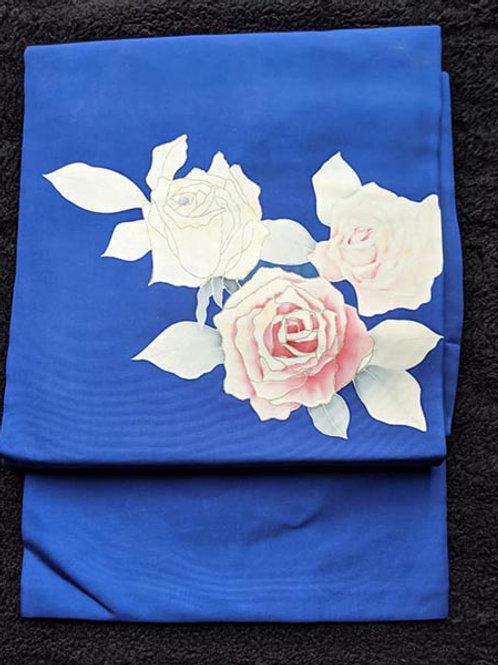 blue rose nagoya obi