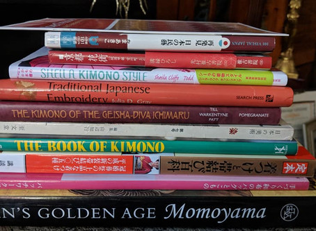 Japanese Books During Open House