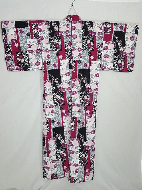 women's yukata