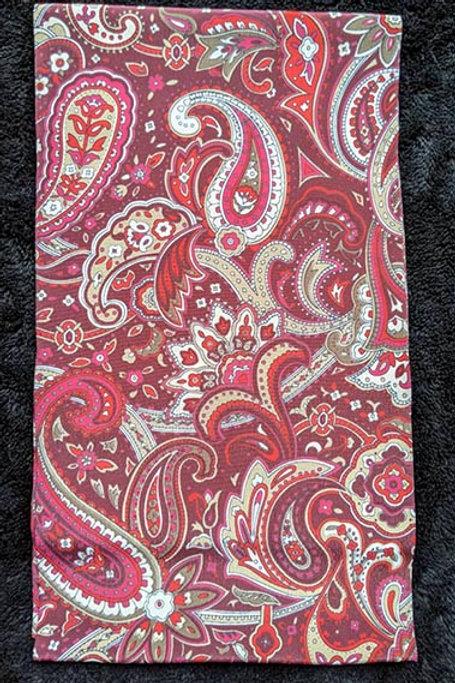 Brick Red & Sage Green Han-Eri