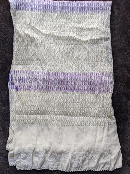 obiage silk for japanese kimono dressing
