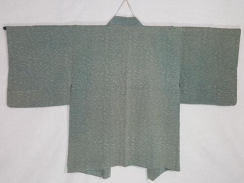 sage green vintage haori