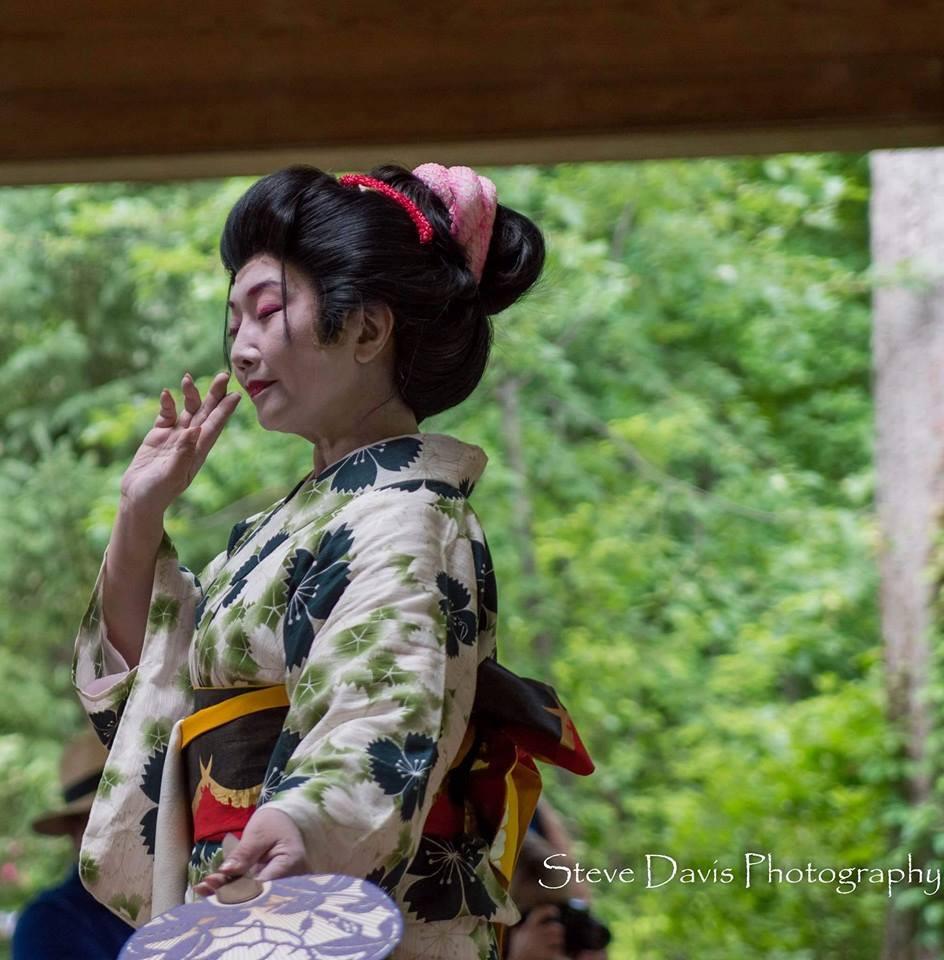 Andersen Japanese Gardens Japanese Summer Festival