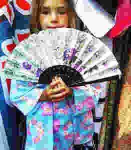 Ohio Kimono yukata customer