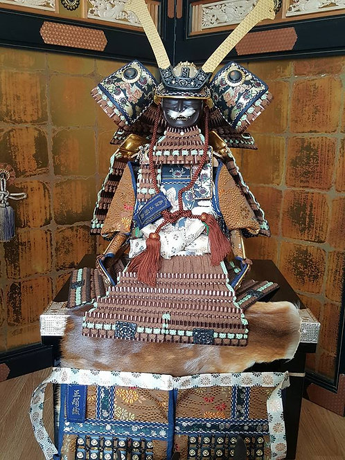 Samurai Armor For Sale