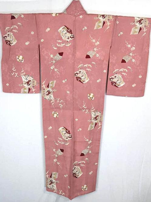 taisho japanese kimono