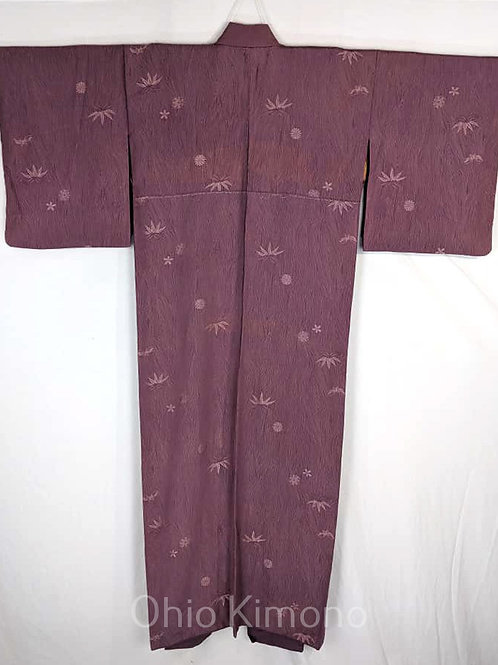 vintage kimono from japan
