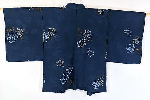 blue haori
