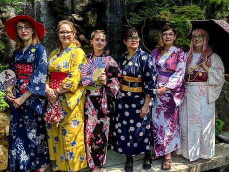 Japanese Summer Festival 2019 - Anderson Gardens