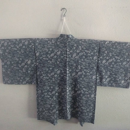 Dusty Blue Haori