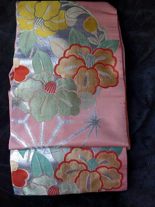 Antique Obi For Japanese Kimono