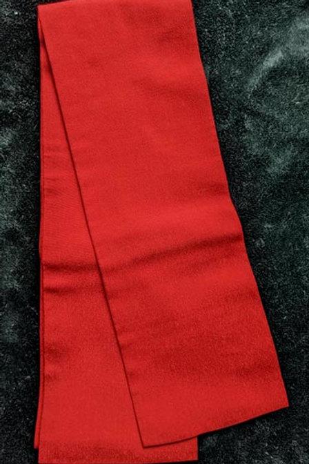 Bold Red Hanhana Obi