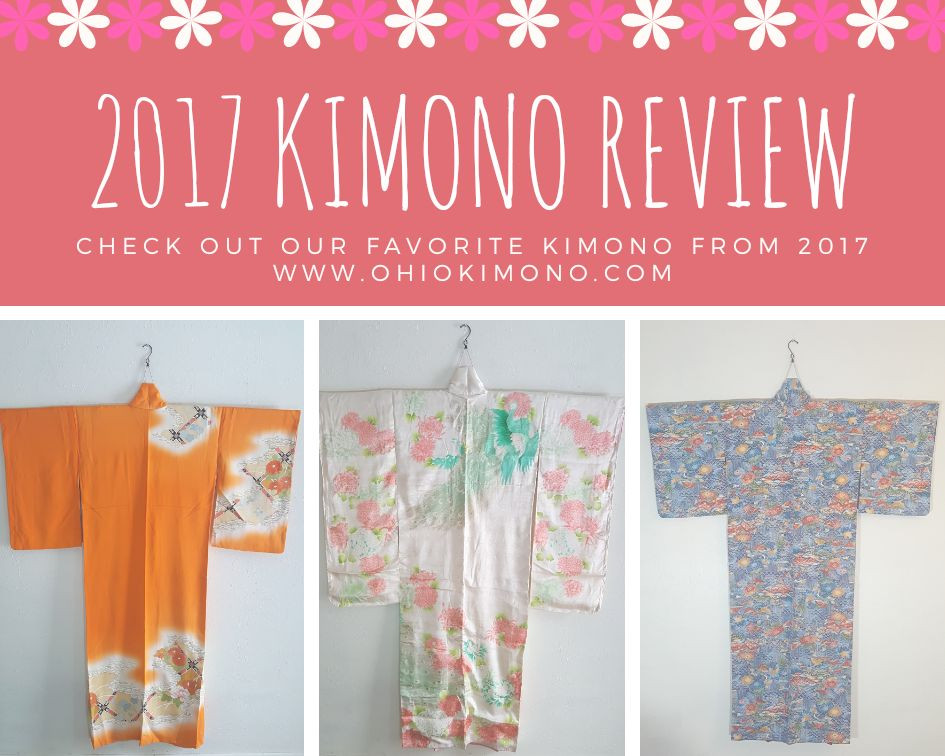 Top 10 Kimono