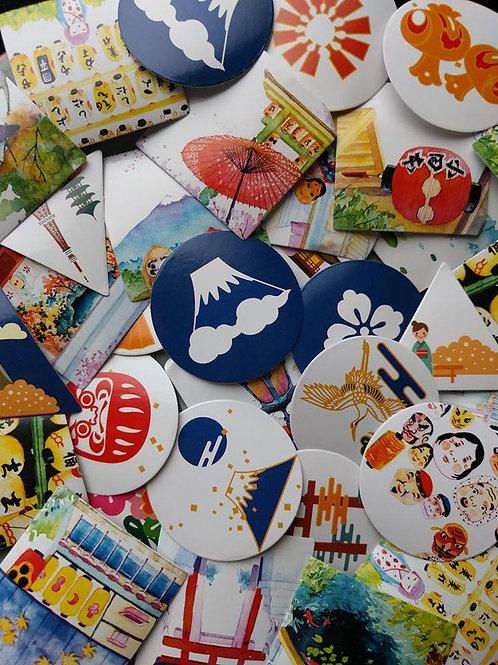 Kawaii Japanese Stationery For Sale